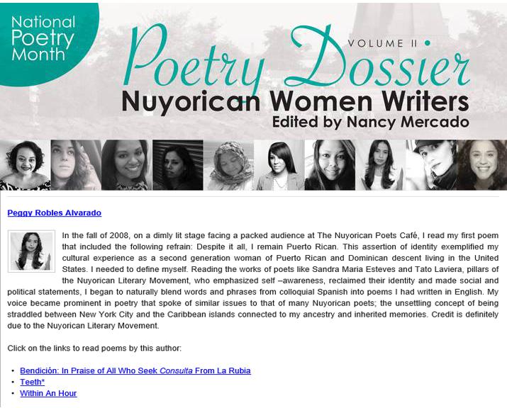 Ten Women Poets v31