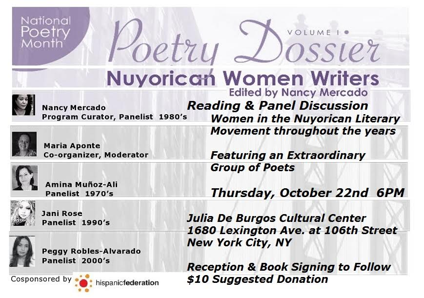 Nuyorican Women Writers