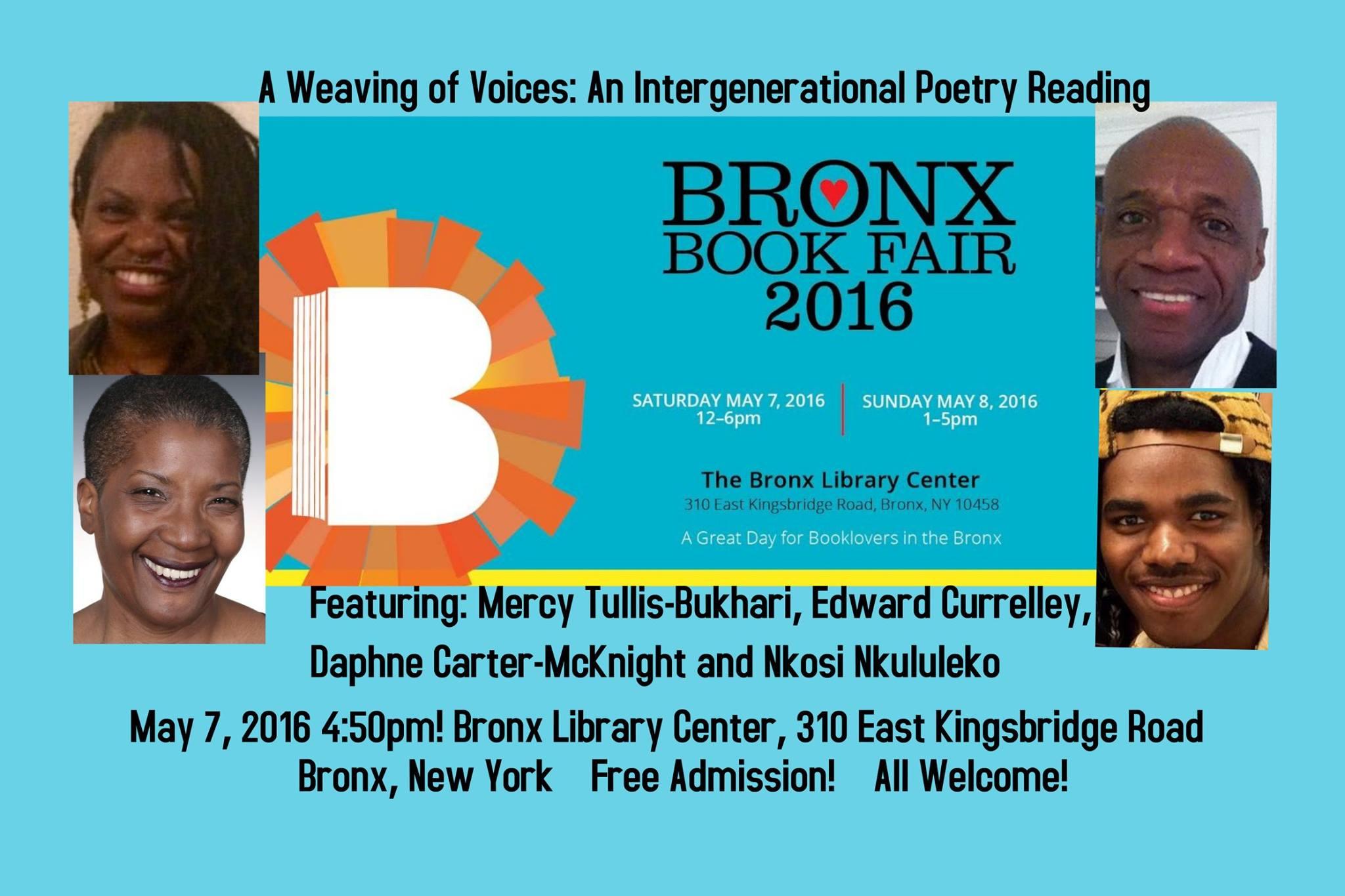 Bronx Brook Fair 2016